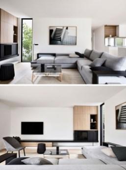 Perfect Scandinavian Living Room Design Ideas39