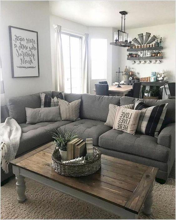 Smart Farmhouse Living Room Design Ideas04