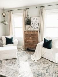 Smart Farmhouse Living Room Design Ideas37