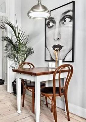 Stunning Small Dining Room Table Ideas16