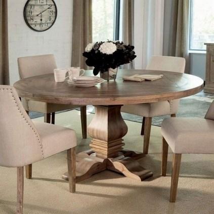 Stunning Small Dining Room Table Ideas34