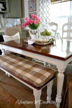 Wonderful French Country Dining Room Table Decor Ideas06