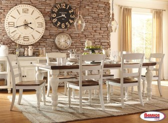 Wonderful French Country Dining Room Table Decor Ideas14