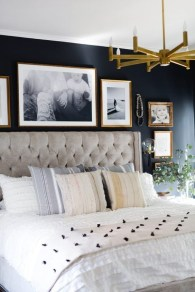Amazing Black Bedroom Design Ideas For Home01