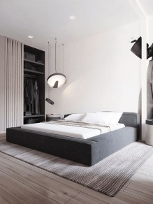 Amazing Black Bedroom Design Ideas For Home02