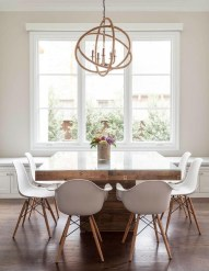 Captivating Dining Room Tables Design Ideas32
