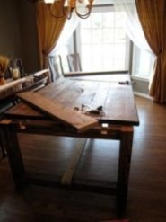Captivating Dining Room Tables Design Ideas33