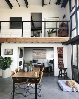 Creative Industrial Living Room Designs Ideas08