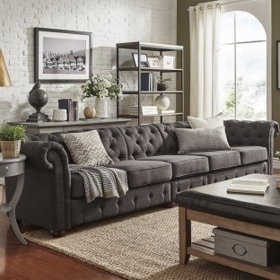 Creative Industrial Living Room Designs Ideas22