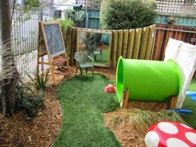 Elegant Play Garden Design Ideas For Kids15