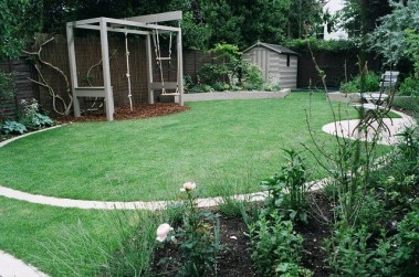 Elegant Play Garden Design Ideas For Kids41