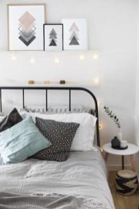 Excellent Scandinavian Bedroom Interior Design Ideas11
