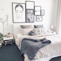 Excellent Scandinavian Bedroom Interior Design Ideas22