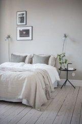 Excellent Scandinavian Bedroom Interior Design Ideas29