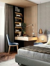 Excellent Scandinavian Bedroom Interior Design Ideas42