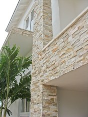 Impressive Stone Veneer Wall Design Ideas30
