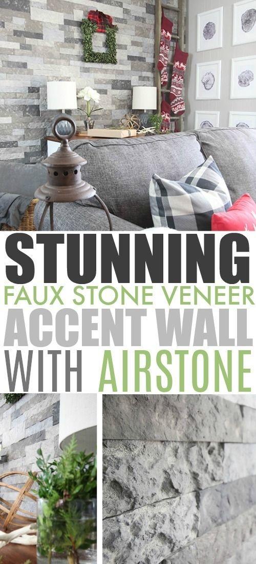 Impressive Stone Veneer Wall Design Ideas34