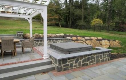 Impressive Stone Veneer Wall Design Ideas43