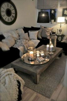 Lovely Apartment Decorating Ideas For First Couple38