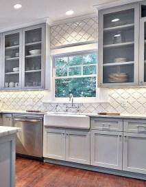Perfect Kitchen Backsplash Design Ideas30