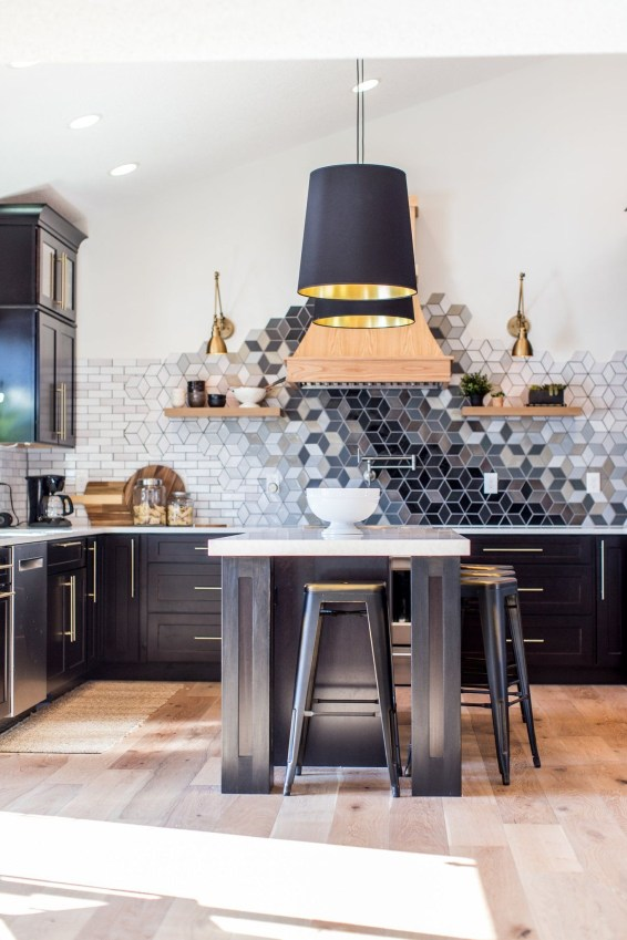 Perfect Kitchen Backsplash Design Ideas48