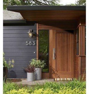 Perfect Painted Exterior Door Ideas03