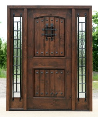 Perfect Painted Exterior Door Ideas08