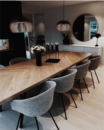 Relaxing Dining Tables Design Ideas01