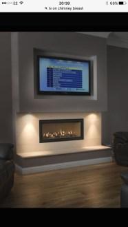Unique Wall Tiles Design Ideas For Living Room22