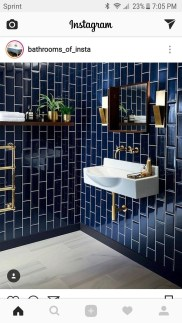 Unique Wall Tiles Design Ideas For Living Room38