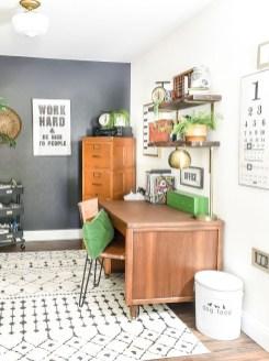 Vintage Home Office Design Ideas06