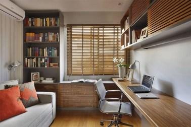 Vintage Home Office Design Ideas34