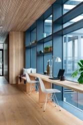 Vintage Home Office Design Ideas35