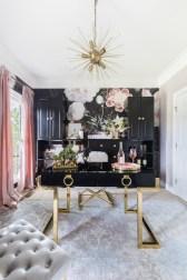 Vintage Home Office Design Ideas38