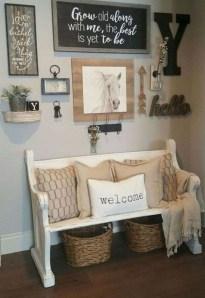 Beautiful Farmhouse Living Room Decor Ideas39
