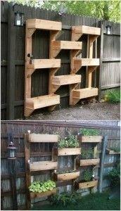 Brilliant Vertical Gardening Ideas24