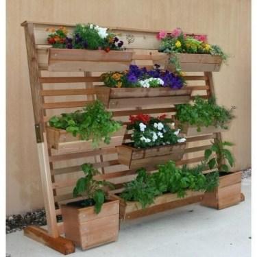 Brilliant Vertical Gardening Ideas36