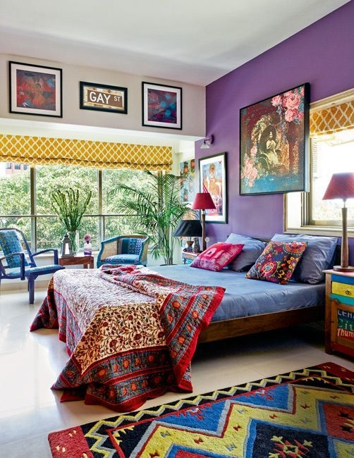 Charming Indian Home Decor Ideas For Your Ordinary Home06