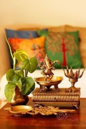 Charming Indian Home Decor Ideas For Your Ordinary Home09
