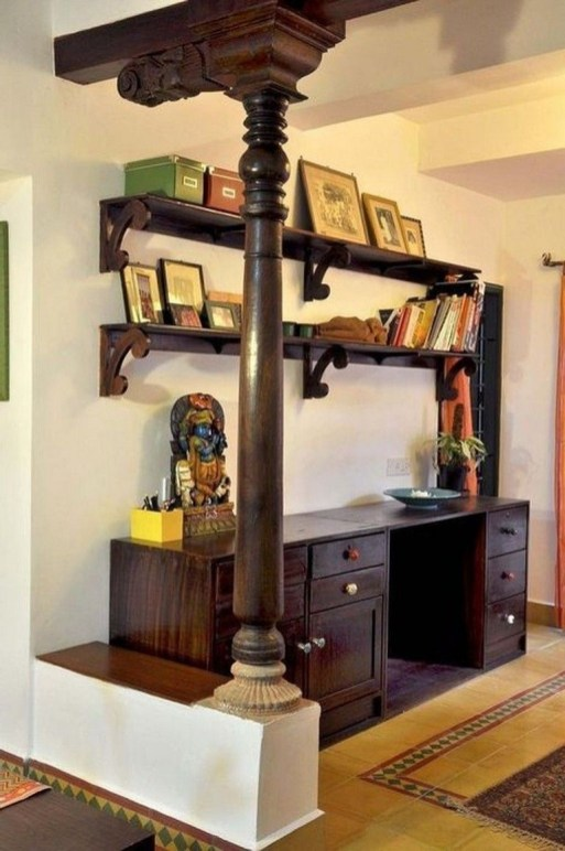 Charming Indian Home Decor Ideas For Your Ordinary Home48