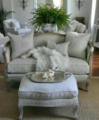 Comfy French Home Decoration Ideas12