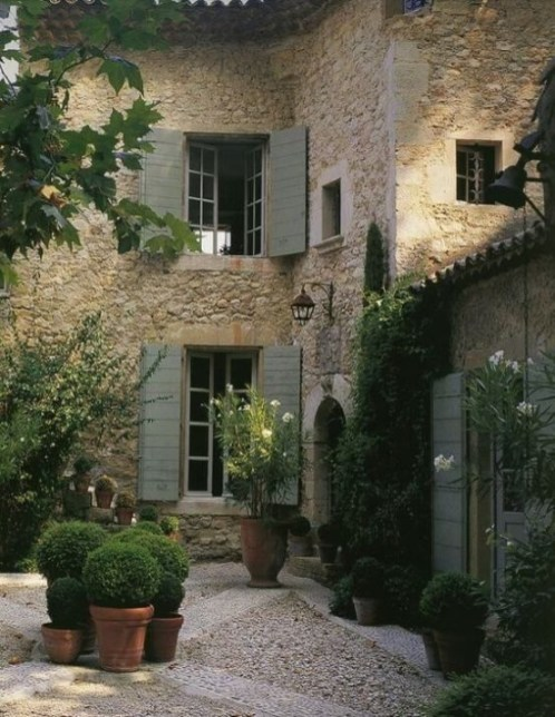 Comfy French Home Decoration Ideas42