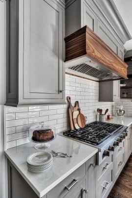 Cool Farmhouse Kitchen Color Design Ideas25