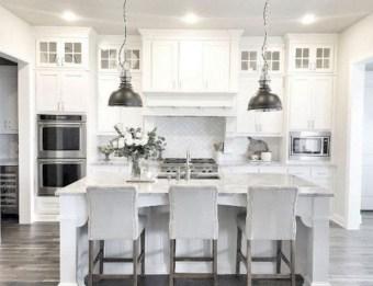 Cool Farmhouse Kitchen Color Design Ideas32