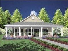 Creative Farmhouse House Plans Ideas With Wrap Around Porch02