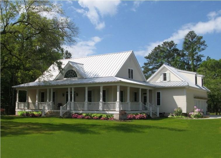 Creative Farmhouse House Plans Ideas With Wrap Around Porch23