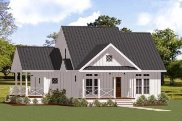 Creative Farmhouse House Plans Ideas With Wrap Around Porch35