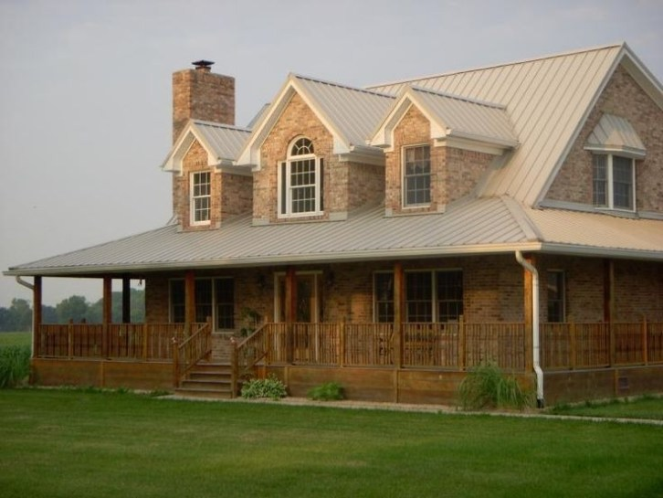 Creative Farmhouse House Plans Ideas With Wrap Around Porch43