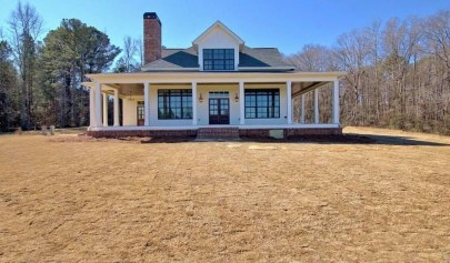 Creative Farmhouse House Plans Ideas With Wrap Around Porch44