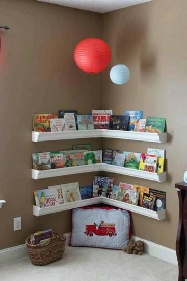 Creative Small Playroom Ideas For Kids07